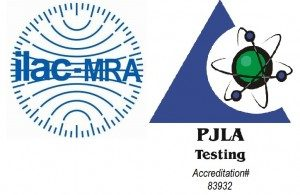 pjla accreditation ilac MRA